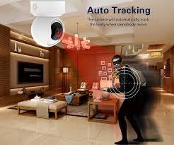 <b>SMARSECUR</b> Auto tracking <b>WiFi</b> IP Camera 1080P <b>Home Security</b> ...