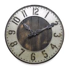 large office wall clocks. Clocks Industrial Wall Clock Rustic Large Office C