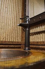 rustic corrugated metal on bathroom wall metal accents bathroom wainscoting bathroom wainscoting panels
