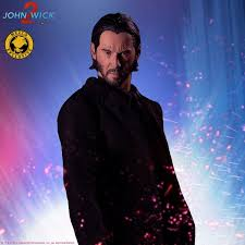 One:12 Collective <b>John Wick</b>: <b>Chapter 2</b> - Deluxe Edition | Mezco Toyz