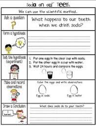 Free Scientific Method Printable Worksheet For Kids | Things We Need ...