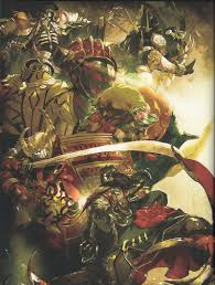 Truy Light Novel Overlord