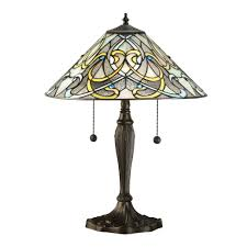 Art Nouveau Lighting Dauphine Art Nouveau Table Lamp