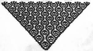 Skull Crochet Pattern Beauteous Crochet This SpineTingling Lost Souls Skull Shawl For Halloween