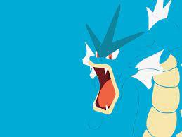 1024x768 Pokemon Gyarados desktop PC ...