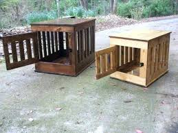 dog cage coffee table dog kennel table dog kennel end table dog kennel coffee table dog crate coffee table plans