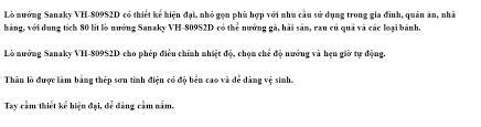 Lò nướng Sanaky 80 lít VH-809S2D - Tiết kiệm điện - có quạt đối lưu - ALo  Bếp xinh - Dự kiến giao 24/6