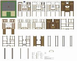minecraft floorplans luxury 23 minecraft village floor plans