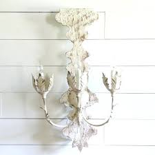 shabby chic wall sconce light lighting antique farmhouse cottage sconces bathroom vanity