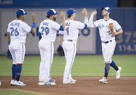 How Do Grichuk Diaz And Solarte Factor Into The Blue Jays