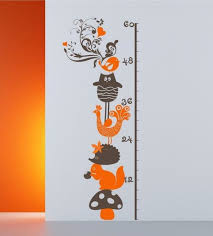 10 Cool Wall Growth Charts For Children Room Kidsomania