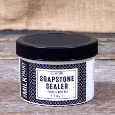 Sealing Painted Countertops Soapstone Sealer Wood Wax For Milk Paint