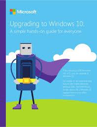 Windows 10 Upgrade Guide For Schools