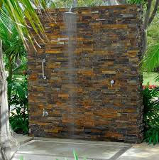 for summer design trends nothing s hotter than outdoor showers