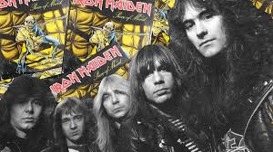 The Story Behind <b>Piece</b> Of Mind By <b>Iron Maiden</b> — Kerrang!