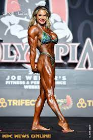Laura Hays - 2019 Mr Olympia | Muscular women, Mr olympia, Physique