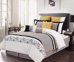 bedroom yellow black and white bedroom ideas grey pictures gray bedding baby shower decorating enchanting