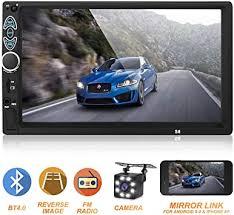 haoxuandianzi Double Din Car Stereo,Upgraded ... - Amazon.com