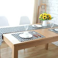 mirror table runner ideas foil diy