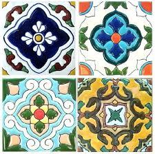 Decorative Relief Tiles Decorative Wall Tiles Decorative Tile Hand Painted High Relief Tile 12