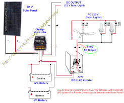 solar battery bank wiring diagrams for series diagram wiring 24 volt battery wiring diagram at Battery Bank Wiring Diagram