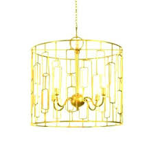 gold drum chandelier x pics champagne gold drum chandelier
