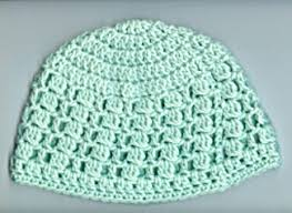 Chemo Cap Pattern Mesmerizing Mint Clusters Chemo Cap Pattern