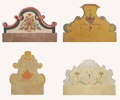 Single Bed Headboard Single Bed Headboard Classic Wooden Mobili Di Castello