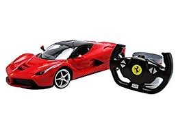 ricco 50100 licensed 1 14 la ferrari f12 open door remote control car red