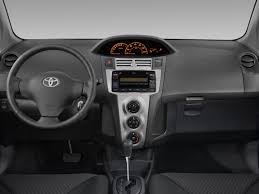 Image: 2008 Toyota Yaris 3dr HB Auto S (Natl) Dashboard, size ...