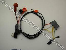 alternator wiring harness w o gauges economy repro 1972 alternator wiring harness w o gauges economy repro fits 1972 1973 mercury cougar 1972 1973 ford mustang