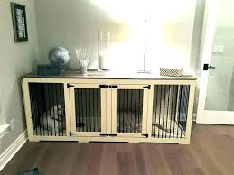 dog crate coffee table furniture dog crate coffee table diy