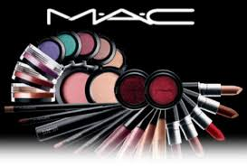 mac makeup kit in stan full brushes box