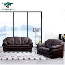 china best dark brown colour sofa