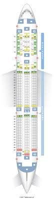 boeing 787 9 jet seating chart