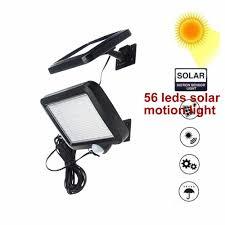 Does Cold Weather Affect Motion Lights 56 Leds Solar Light Detachable Panel Waterproof Ip65 Motion