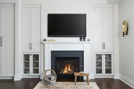 terrific fireplace built in cabinets ideas built ins