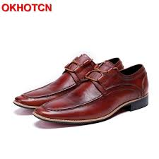 red men dress leather shoes new arrival hadmade men shoes italian spring autumn men s formal shoes genuine leather mens oxfords malaysia