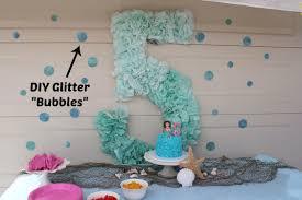 diy mermaid decor diy glittered polka dotermaid party d on mermaid wall decor silhouette