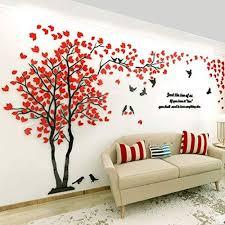 xuba small tree 3d wall