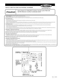condensate pump wiring diagram condensate wiring diagrams car safe t switch® ss610e wiring diagrams rectorseal