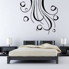 Small Picture Abstract Art Design Flowing Decal Vinyl Sticker Wall Home