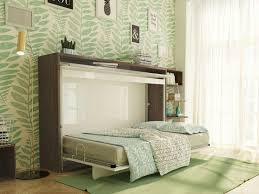 genio t twin wall bed with desk