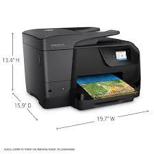 Amazon Com Hp M9l66a Office Jet Pro 8710 All In One Printer Copy