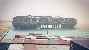 Nach Suezkanal-Blockade: Behörde belastet Kapitän der