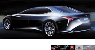 2018 lexus fc. simple lexus on december 3 2014 styling for the lffc was fully approved in tokyo  studio courtyard to 2018 lexus fc