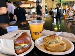 amp; Eggslut 17 Morning 10 Egg Breakfast Oj Monday Side Sausage Los Picture Tripadvisor A Of 23 Biscuit Cheese Angeles - With