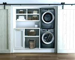 stackable washer dryer closet dimensions washer dryer cabinet stacked best of the basement closet dimensions stackable