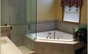 showers shower combo charismatic tub plumbing diagram lovable corner astounding small j twin whirlpool bath with