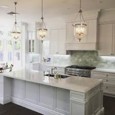 country style kitchen lighting. Like The Lighting. That Hamptons Style. Kitchen By @stevesjoinery #illawarra #hamptons\u2026 Country Style Lighting